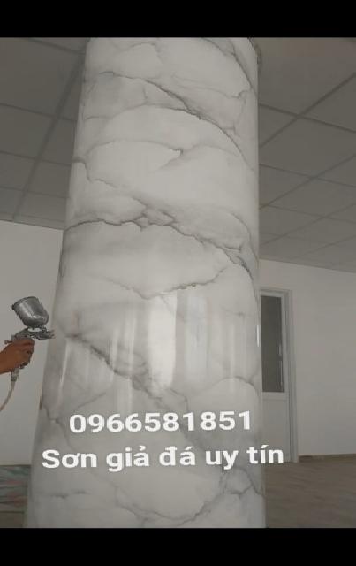 Báo giá sơn giả đá cẩm thạch