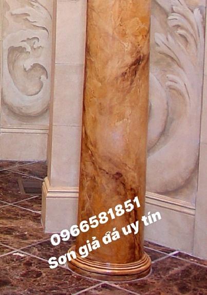 Thi công mẫu sơn giả đá cẩm thạch tại tphcm,bình dương, bình phước, biên hòa đồng nai