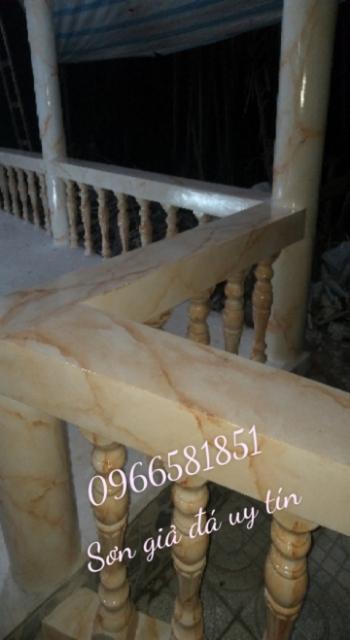 Mẫu sơn giả đá cẩm thạch giá rẻ